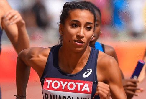 APRC Group supporte l'athlète olympique Agnès Raharolahy