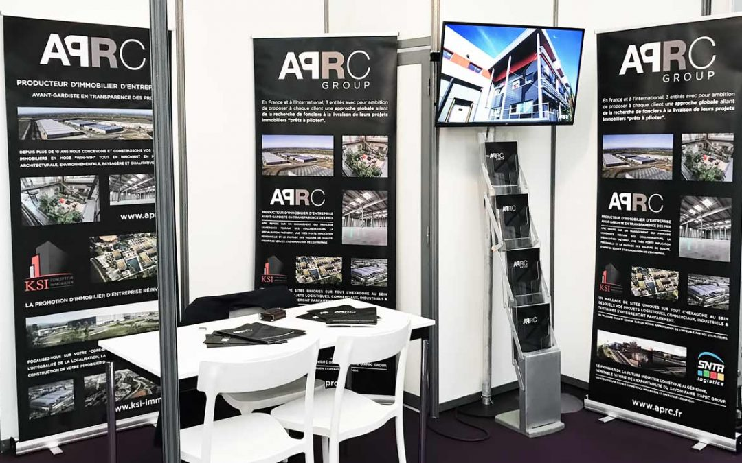 APRC au Salon Made in Hainaut les 18 et 19 mai 2017