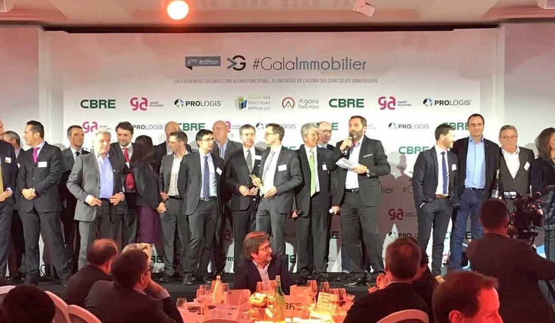 APRC, partenaire officiel du #GalaImmobilier 2018