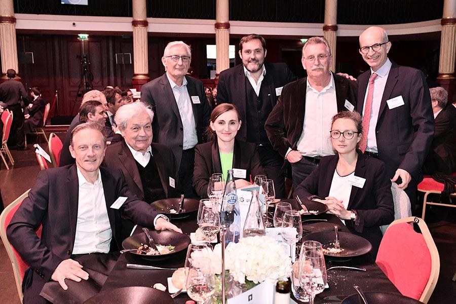 APRC partenaire de la 7ème édition du Gala de l'immobilier d'Entreprise