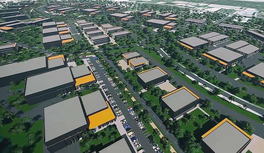 APRC et KSI, développeront le Parc d'Activités du Plateau de Signes