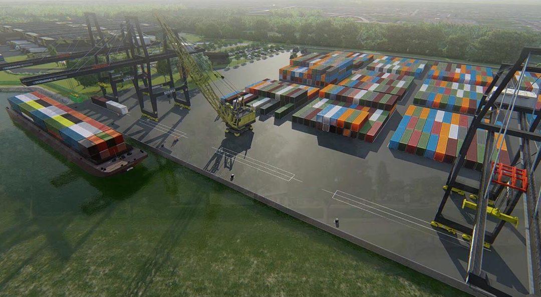 KSI va redonner vie à l'ex-fosse minière de la Naville à Lourches (59) en y créant une esplanade logistique trimodale